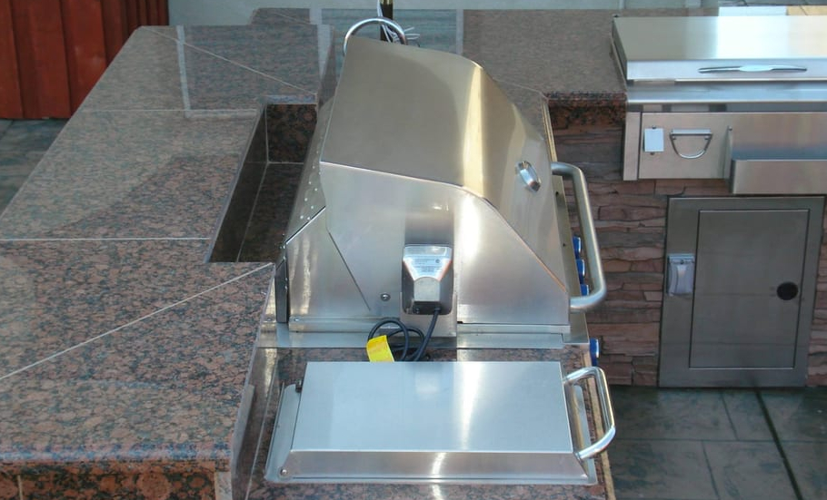 this image shows countertop in Concord, California
